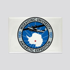 Miskatonic Antarctic Expedition - Rectangle Magnet