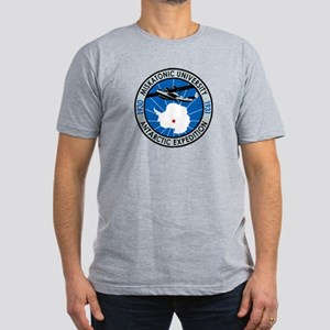 Miskatonic Antarctic Expedition - Men's Fitted T-S
