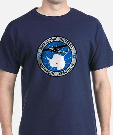 Miskatonic Antarctic Expedition - T-Shirt