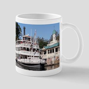 Paddle steamer, Florida,USA Mug