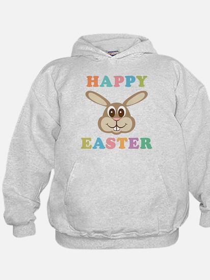 Happy Easter Bunny Hoody