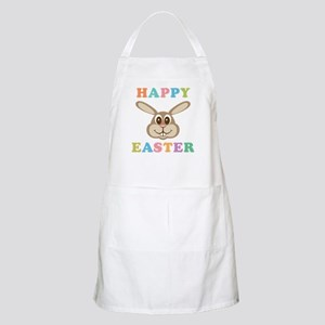 Happy Easter Bunny Apron