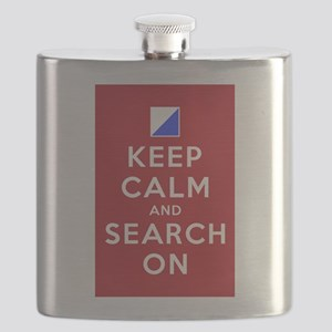 Keep Calm and Search On (Incident Base) Flask