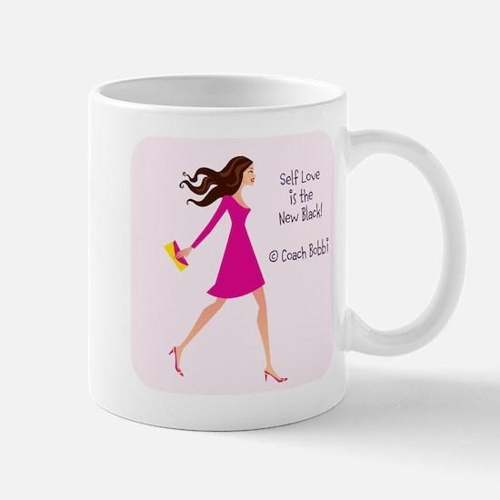 Self Love is the New Black Mug