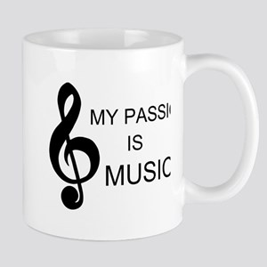 My Passion Is Music Mug