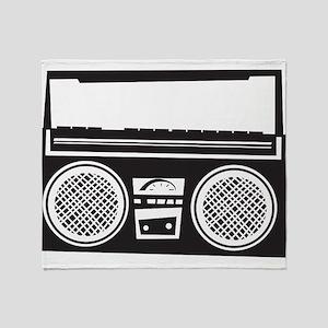 Stereo Throw Blanket