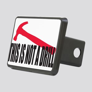 This is not a drill. Hitch Cover