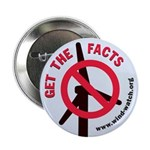 "Get The Facts 2.25"" Button (100 Pack)"
