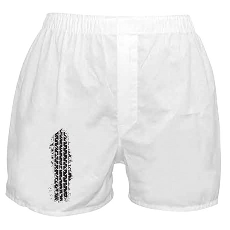 Tire Track Boxer Shorts