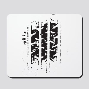 Tire Track Mousepad
