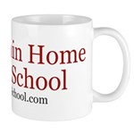 Mountain Home Music School Logo Mug