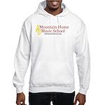 Mountain Home Music School Logo Hoodie