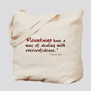 'Mountains' Tote Bag