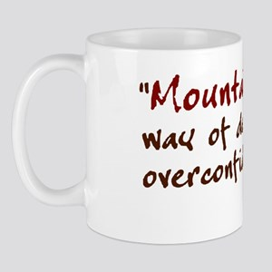 'Mountains' Mug