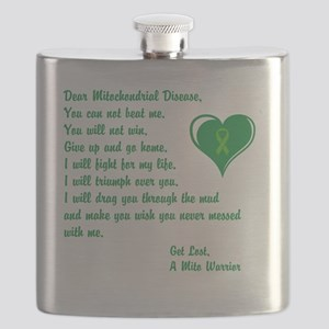 Get Lost Mito Flask