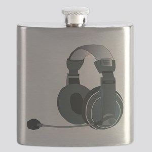 Headphones Flask