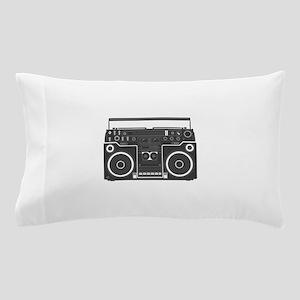 BoomBox Pillow Case