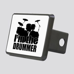Im the Drummer Hitch Cover