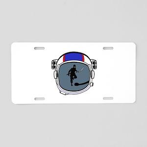 NINJA Aluminum License Plate