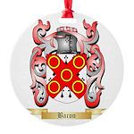 Baron Round Ornament