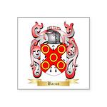 Baron Square Sticker 3