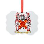 Baron Picture Ornament