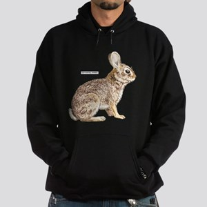 Cottontail Rabbit Hoodie (dark)