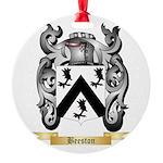 Beeston Round Ornament