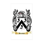 Beeston Sticker (Rectangle 50 pk)