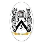 Beeston Sticker (Oval 50 pk)