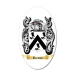 Beeston 35x21 Oval Wall Decal