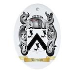 Beeston Ornament (Oval)
