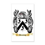 Beesting 35x21 Wall Decal