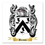 Beeson Square Car Magnet 3