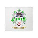 Beernaert Throw Blanket