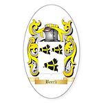 Beerli Sticker (Oval 50 pk)