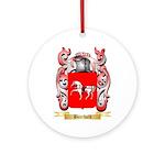Beerhold Ornament (Round)