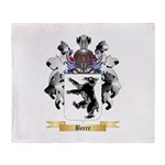 Beere Throw Blanket