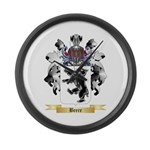 Beere Large Wall Clock