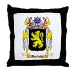 Beerbohm Throw Pillow