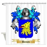 Beenen Shower Curtain