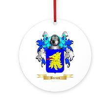 Beenen Ornament (Round)