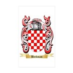Beekman Sticker (Rectangle 50 pk)