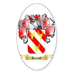 Beecroft Sticker (Oval 50 pk)