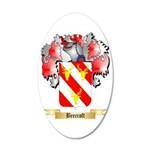 Beecroft 35x21 Oval Wall Decal