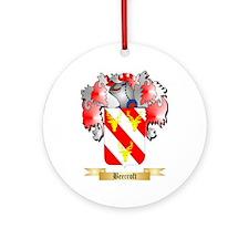 Beecroft Ornament (Round)