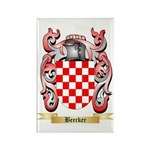 Beecker Rectangle Magnet (10 pack)