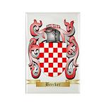 Beecker Rectangle Magnet (100 pack)