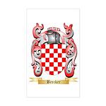 Beecker Sticker (Rectangle)