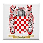 Beecker Tile Coaster